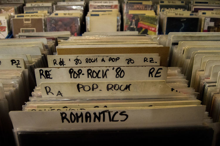 Record store Blues Music Record Store Rock Vinyl Music Records Pop Records Rock & Roll Vintage Vinyl Records Breathing Space