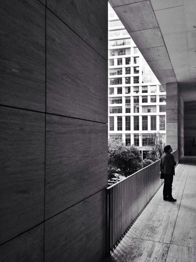 - museo jumex - Black&white Black & White Arquitecture Lonley