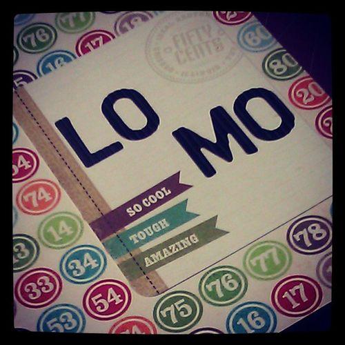 Lomographie Lomo Minialbum Amytangerine
