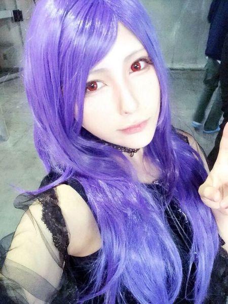 Cosplay Riza Anime