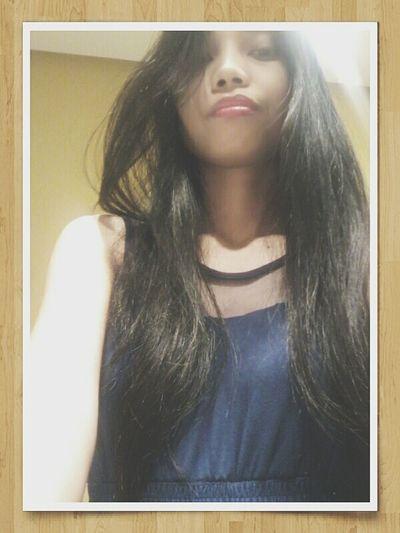 Hi! That's Me Taking Photos Selfie Mwahh