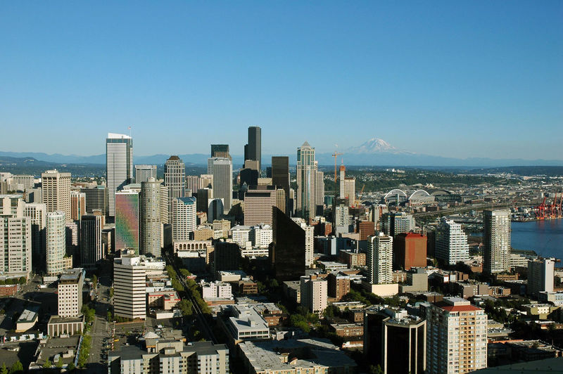 Seattle in