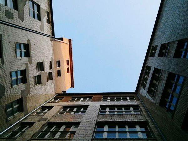 Eyeem Market launch in germany! The Sky Is The Limit Berliner Ansichten Backyard Architecture