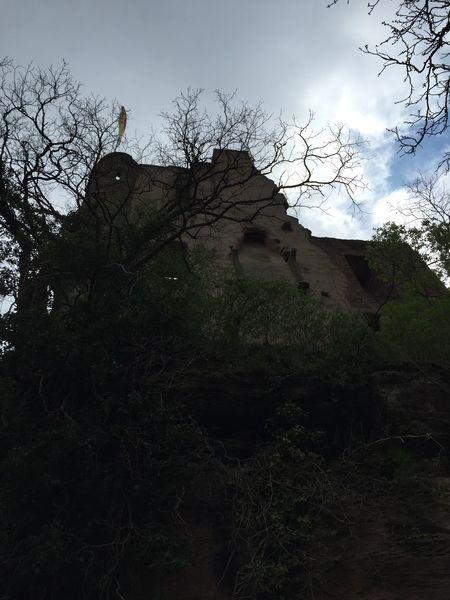 Trier Eifel Germany Hikingadventures Old Ruin Germany Castle Castle Ruin