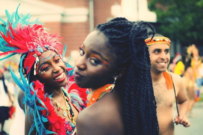 Colors Of Carnival Toronto ShotbythekidPortraits documenting Carnival culture in Toronto Canada