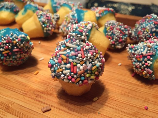 cake pop muffin