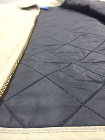 Close-up Fabric Jacket Lining No People Nylon Quilted Quilted Jacket Textile