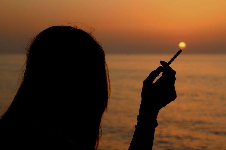 do u have a #light, please ? Sunset Silhouettes EyeEm Best Shots EyeEm lebanOn Sunset