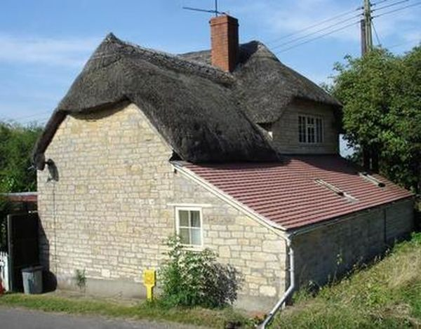 Ancient Homes England, UK Ancient House Architecture Building Exterior Built Structure English House Farmhouse House Outdoors Residential Building Roof Rural Scene Stone House Thatched Cottage Thatched Cottage Country Cottage Thatched House Thatched Roof