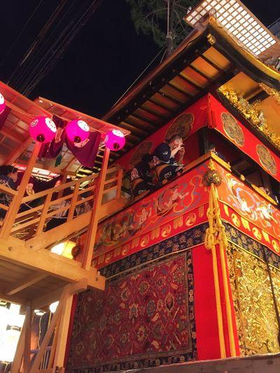 祇園祭 後祭 夏 日本の夏 京都の夏 Gion Festival Gion Matsuri Summer Festival Enjoying Life SummerNights Kyoto