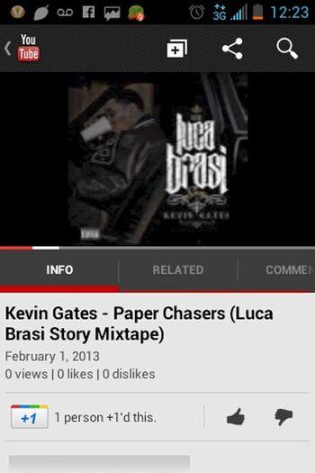 Gates #Luca Brasi Mixtape
