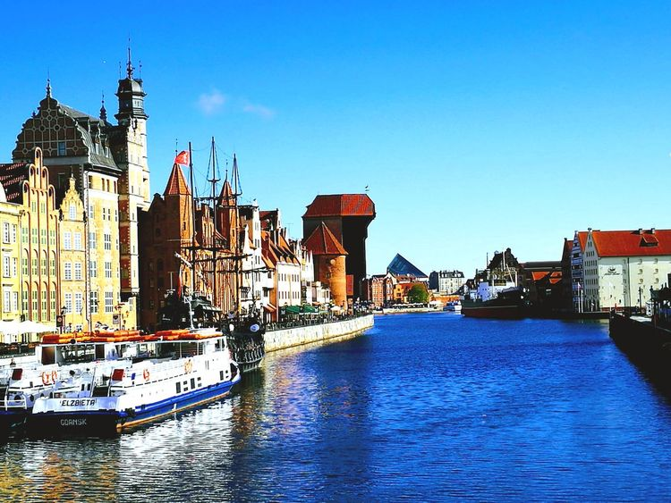 Gdańsk. Gdansk,poland