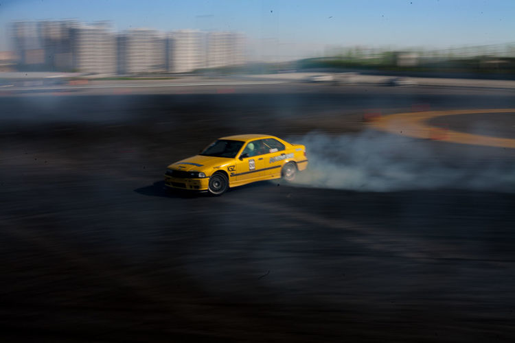 Going The Distance Drifting Bmw BMW M3 E36 Turbocharger