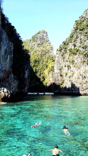 Summer 2015 Koh Phi Phi Thailand ASIA