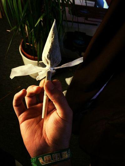 420 TulpJoint VanillaKush Smoke Weed