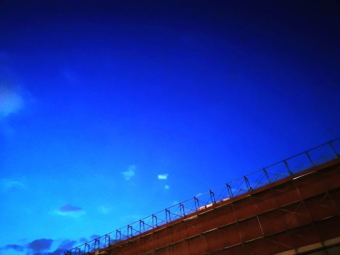 Astronomy Blue
