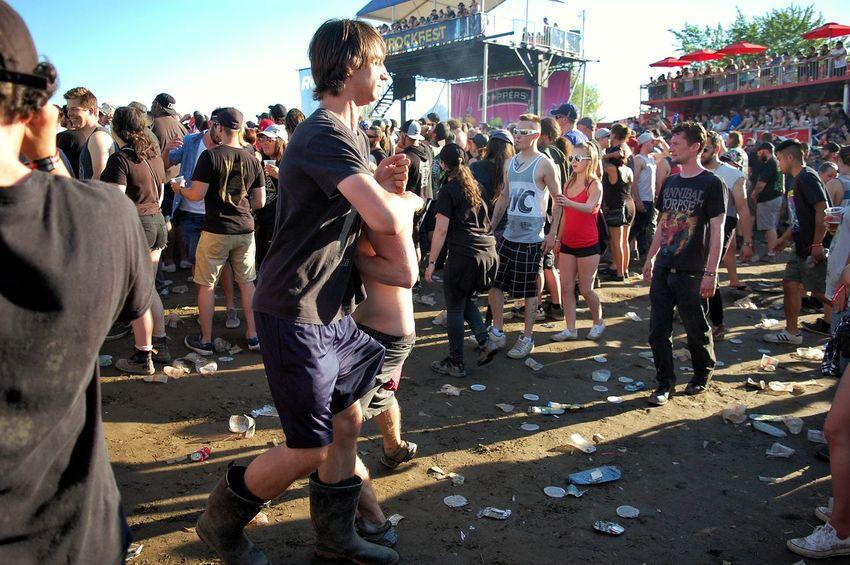 Riot Crowd Men Entertainment Event Arts Culture And Entertainment Music Festival Sky