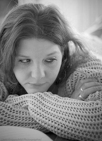 Relaxing Beautiful Monochrome Blackandwhite Nikon B&W Portrait Portraits Black And White Portrait