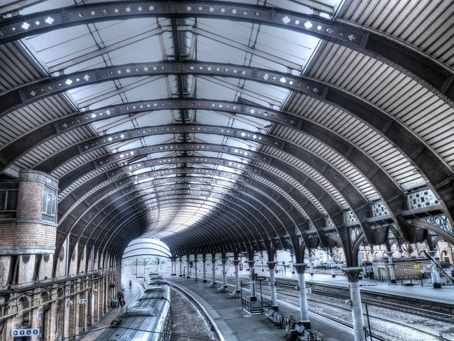 York Railway Station Hdr_Collection