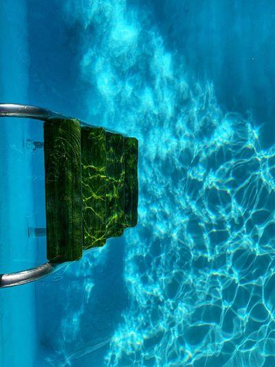 In my pool