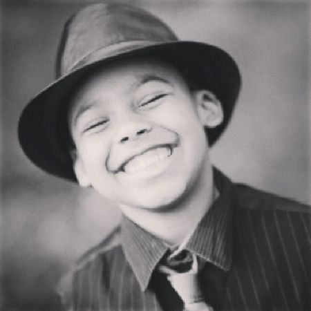 The love of my life. That smile makes my worldspin. Lookatthatface Lovehim MiCorazon Growinup