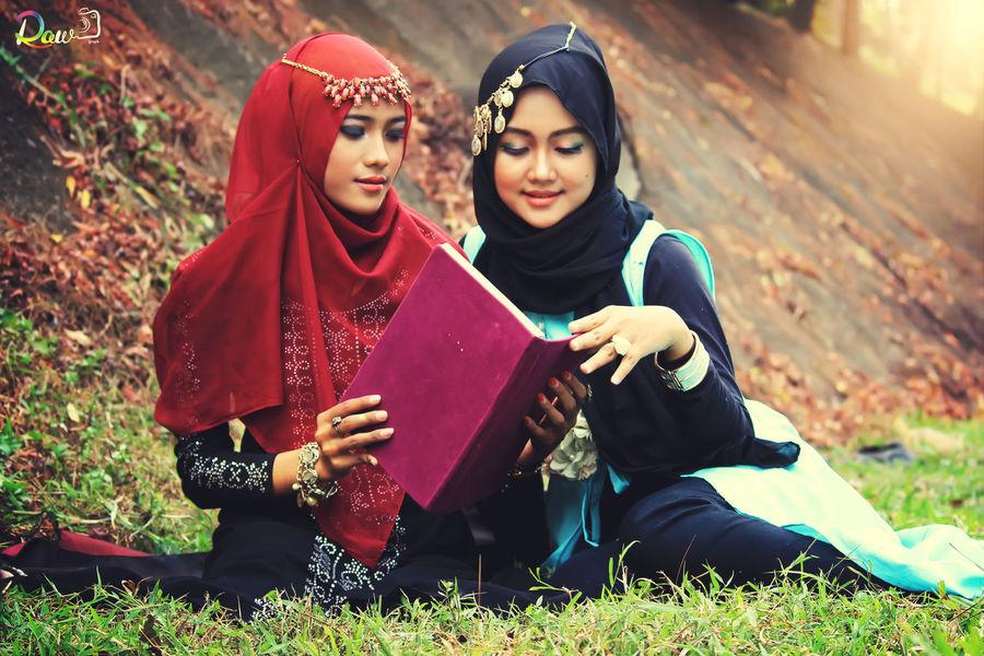 AlQuran beauty Smile Happy