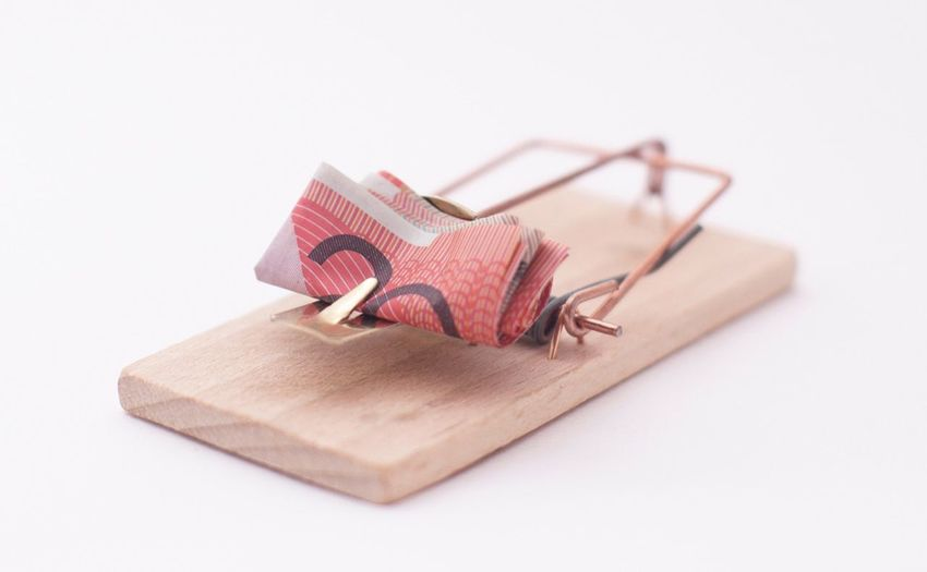 Money trap $20