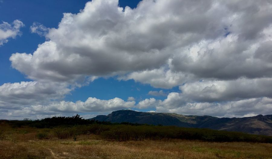 Cloud - Sky Landscape Sky Nature Beauty In Nature Tranquility Day No People Mountain Scenics Outdoors