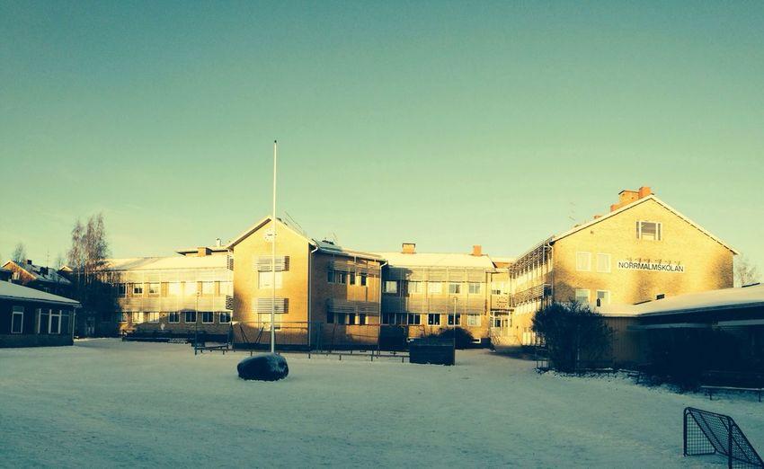 Norrmalmskolan, Piteå Stoltfotograf