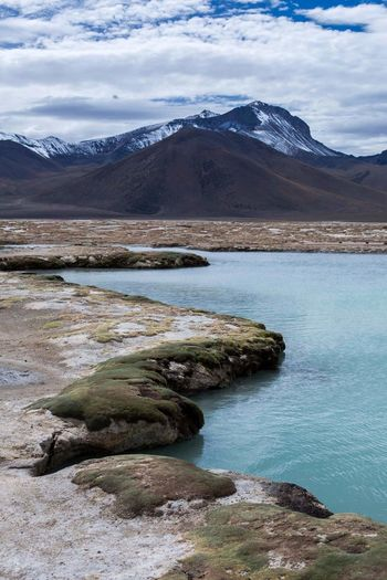 Mountain Tranquil Scene Tranquility Beauty In Nature Idyllic Surire Chile Calm Silencio Silent Moment Eyem Best Shots Altiplano
