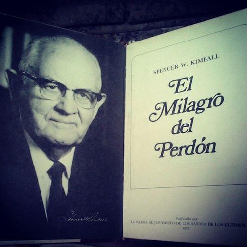 Un gran libro, deberías leerlo pequeña .. :P ElMilagroDelPerdon SpencerWKimball Sud Lds Love