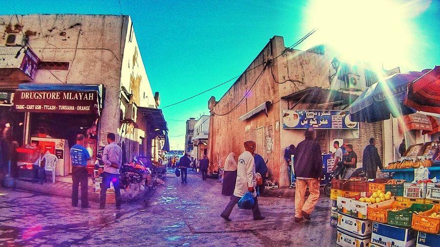 Sousse-susah Tunisia Bab jedid Enjoying Life Hello World Bab Jedid