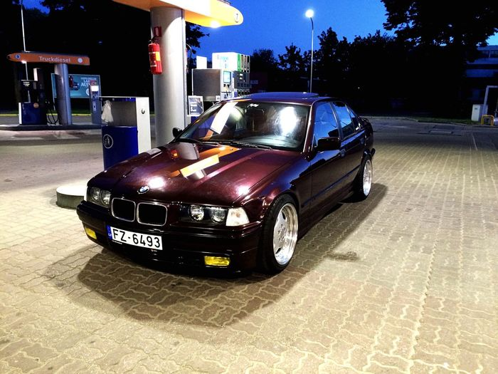 My 3rd summer already with this beemer. Time flies fast. E36 Bmw