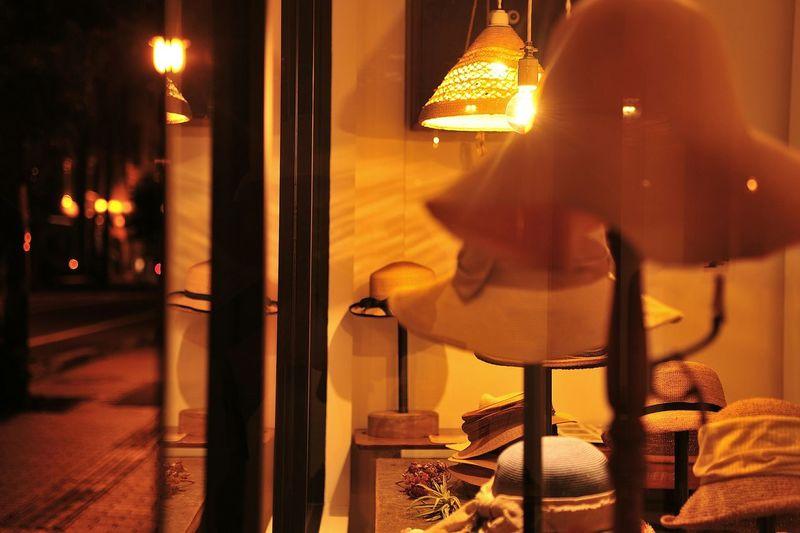 尾道 藤井制帽 尾道 Onomichi 尾道 藤井制帽 Hat Shop Milliner Light Light And Shadow 海岸通り Seafront Shopping Street しまなみ Hiroshima Japan