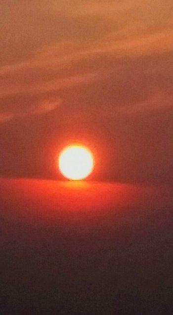 Williston sunrise
