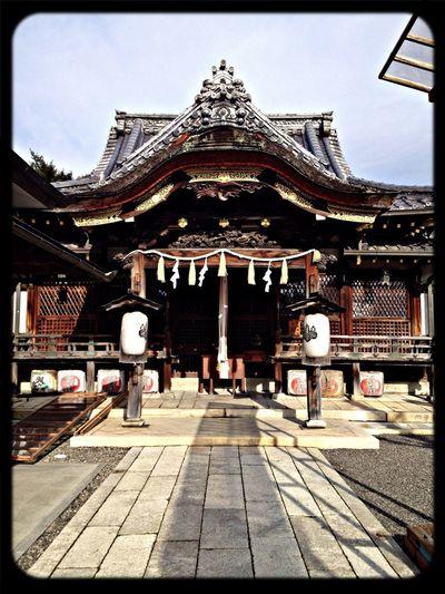 豊国神社 本殿 The Purist (no Edit, No Filter) Taking Photos Shrine Architecture