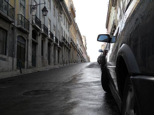 Lisbon Lisboa Lissabon Portugal Streetphotography Canoma Photography Lower Angle
