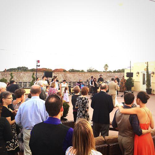 An amazing wedding in St. Augustine, FL