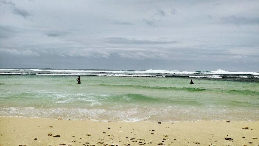 Beach Sea Sand Water Nature Beauty In Nature Horizon Over Water