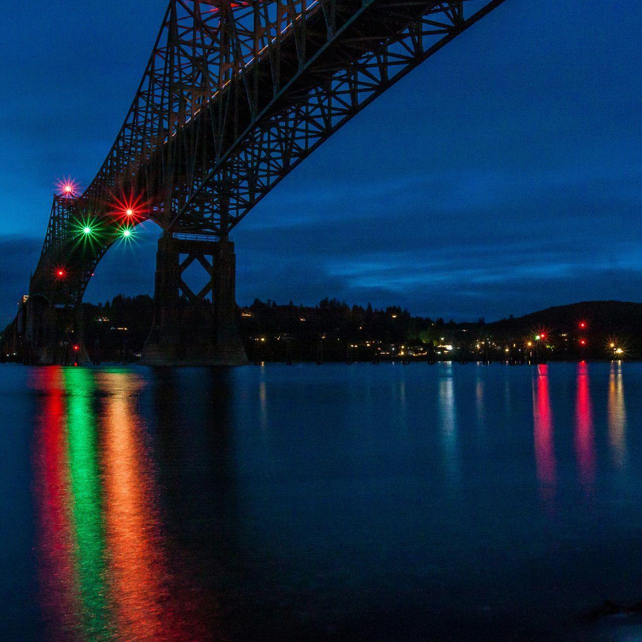 Photography Taking Photos DSLR Photography Bayarea Outdoor Photography Under The Bridge Nightphotography North Bend Oregon Coast Jewell Photography Coos Bay Eveningtime