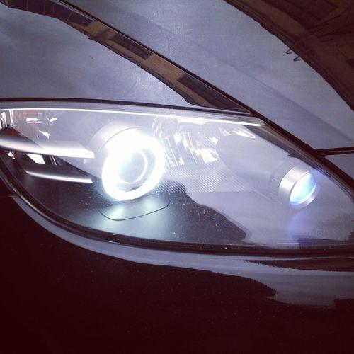 Car Eyes Mazda Rx8 Angel Eyes Angeleyes