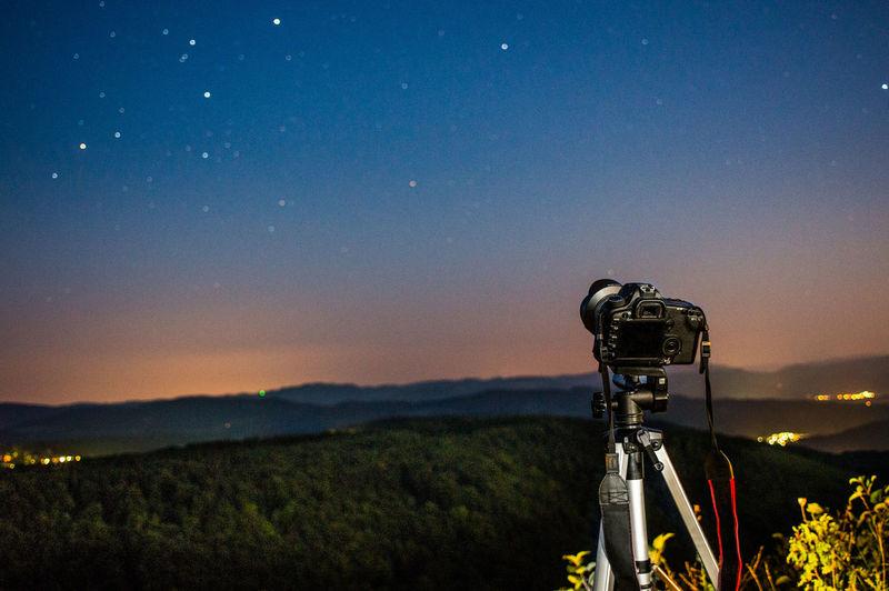 Sternen-Fotograf