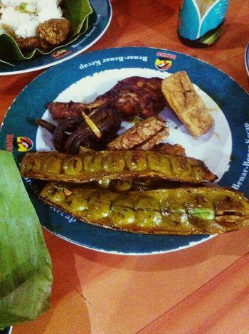 What's For Dinner? Traditional Food Sunda