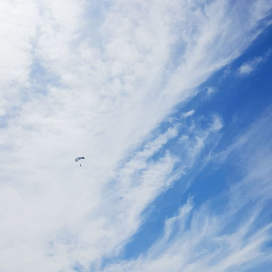 Hello there // clouds of the sky ° waves of the ocean Skydiving Shawnee Ok Adventure Freedom