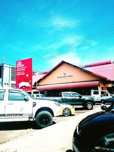 FishMarket Pasar Tanjung Tawau Onlyintawau Bandar Tawau Vscocam Malaysia Open Edit