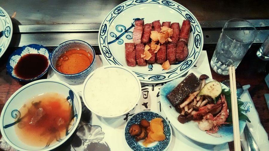 Food Porn Awards Steakland Kobe Japan Tepanyaki