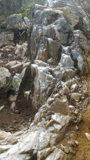 ¡Cuarzo! ¡Quartz! El Avila .Caracas Venezuela Quartz Cuarzo Day Full Frame Nature No People Outdoors Rock - Object Strength Water