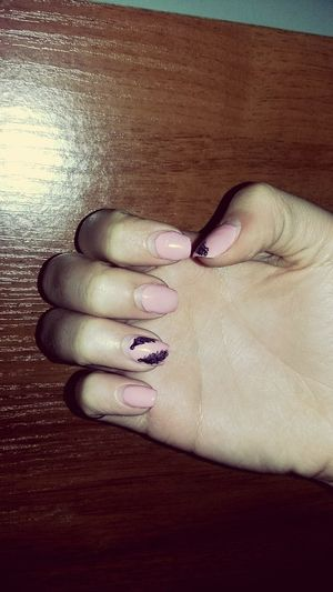 Gel Nails Pinknails