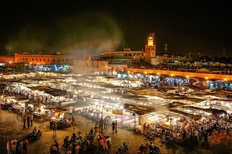 Some old, old memories and imeges;))) did I mention that I love Northern Africa and visited many times in the past?!?;))) Check This Out Morocco Marakesh Marakesh Morocco Market Market Stall Illiumination Night Night Lights World Africa Northafrica Arabic Traditional Jemaa El Fnaa Longexposure Travel Adventure Cities At Night