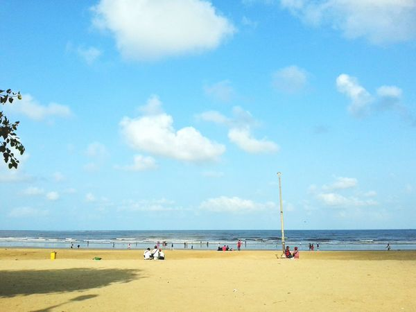 Things I Like the beach
